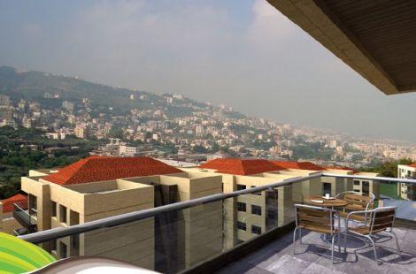 Lebanon: Boutchay Hills