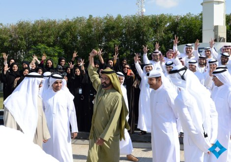 Sheikh Mohammed...celebrating - www.sheikhmohammed.co.ae