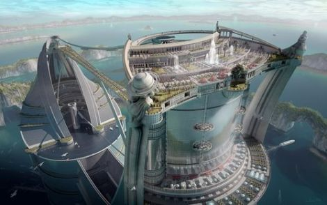 Dreaming our smart-homes in the future SciFi smart-cities!