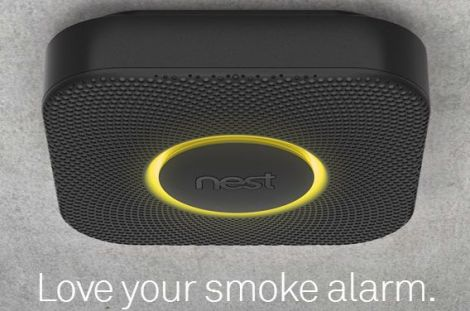 Nest's brand new smart smoke alarm