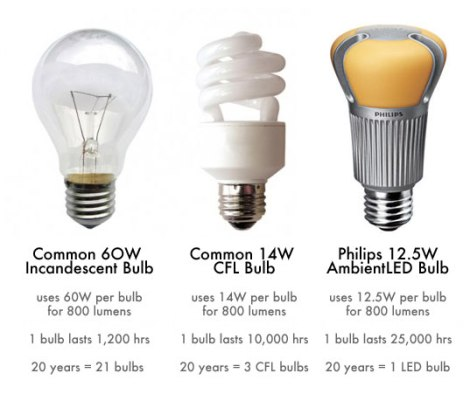 Light bulb comparison (by assets.inhabitat.com)