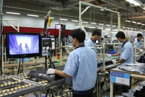Vietnam production site