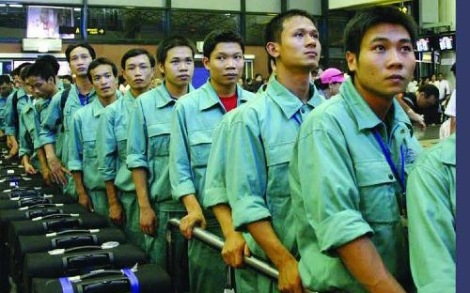 vietnam foreign workers