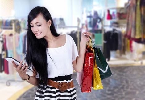 lady shop